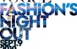 Fashion's Night Out в Мадриде